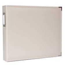 12x12 Light Grey Album -3 Ring