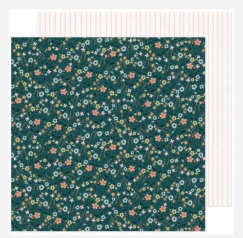 Heartfelt 12x12 paper- Fresh Bouquet