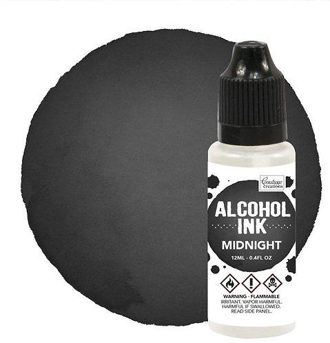 Alcohol Ink Midnight