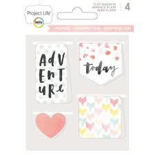 Magnet Tabs- Project Life- Inspire Range