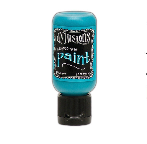 Dylusions Paint- Calypso Teal