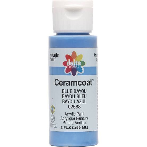Blue Bayou Ceramcoat Paint