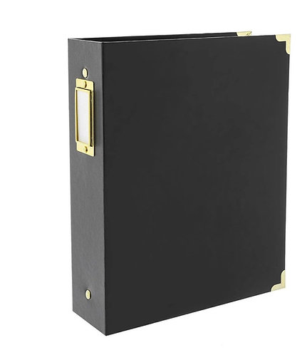 8x10 Designer Photo Memory Album-Teresa Collins