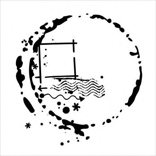 TCW Elliptic Stencil