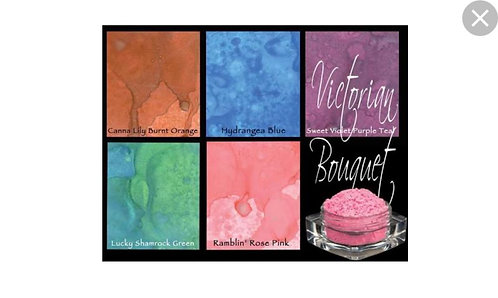 Lindys Magicals Shimmer Powders -Victorian Bouquet