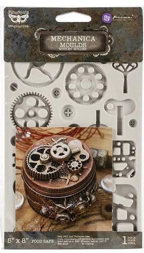 Mechanica moulds