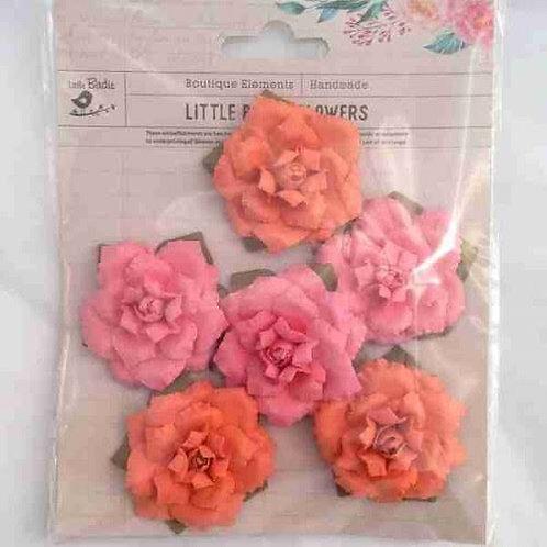 Flowers- Little Birdie