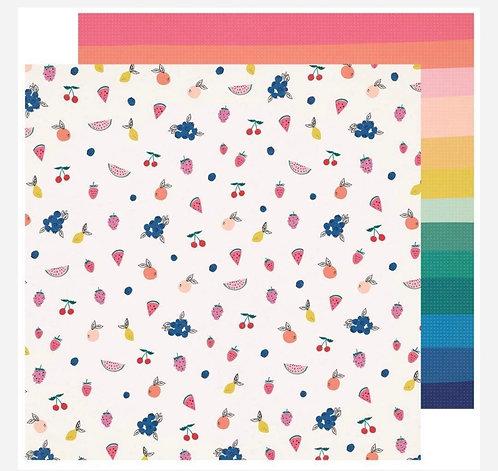 12x12 Jubilee Paper- Sweet Story