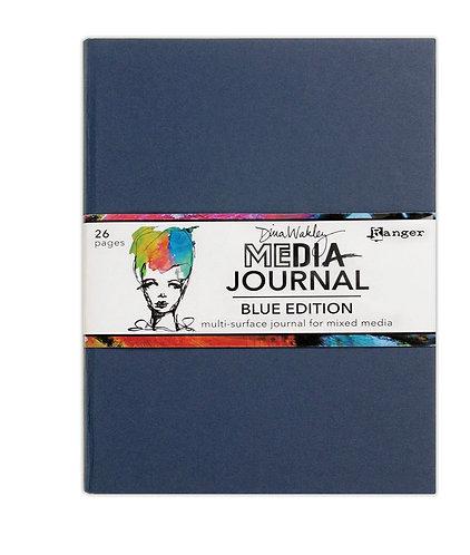 Medium Media Journal- Blue Edition
