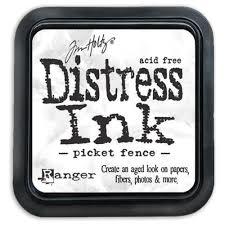 Ranger Distress Ink-Picket Fence