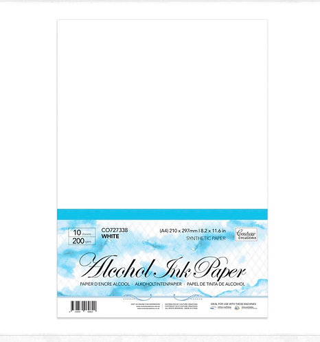 Yupo Alcohol Ink Paper-White