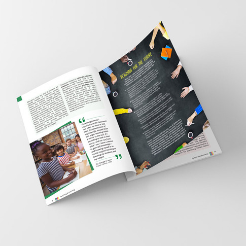 Teaching & Learning Booklet