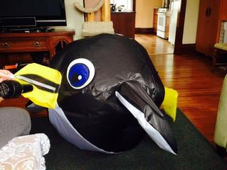 Puffie Penguin