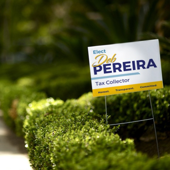 DEB PEREIRA ELECTION
