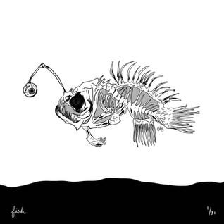FISH // inktober '20