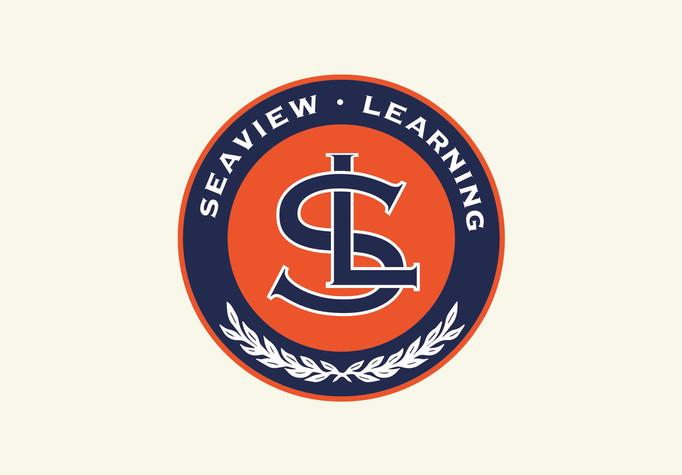 Seaview Learning Logo