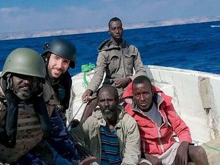 European Union Naval Force in Somalia - Operation Atalanta - Update #marsec #piracy