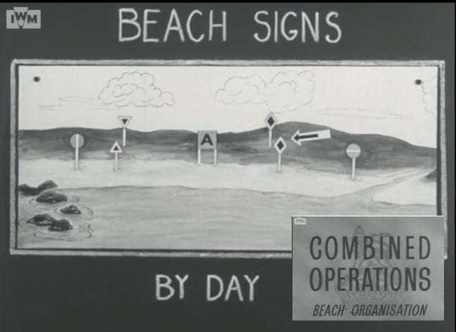 Combined Operations - Beach Organisation Training Film (IWM)