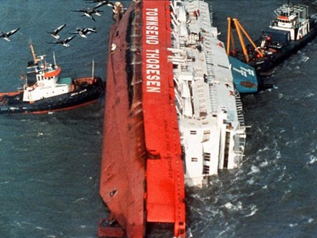 Herald of Free Enterprise - 6th March 1997 - 193 Souls lost #MaritimeHistory