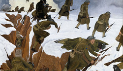 63rd (Royal Naval) Division - Battle of Welsh Ridge
