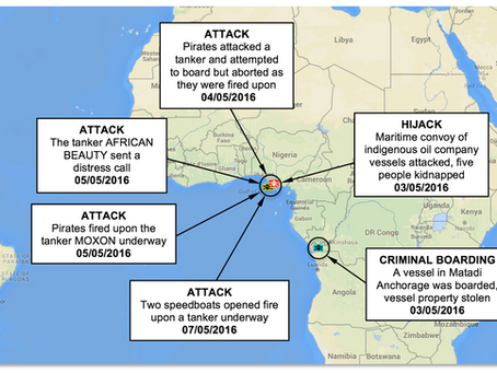 NYA Weekly Piracy MarTrack Screenshot West Africa