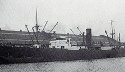 Loss of HMS Clan MacNaughton