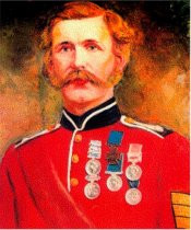 Corporal John Prettyjohn the First Royal Marine Victoria Cross - 2nd November 1854 –  Battle of Inke
