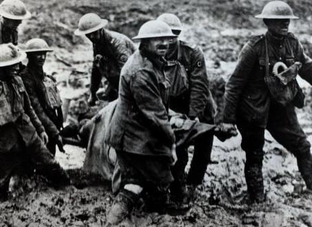 Battle of Passchendaele: 31 July - 6 November 1917