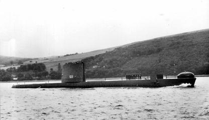 SBS Drowned during Submarine Exercise