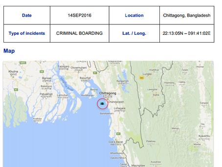 Criminal Boarding Bangladesh
