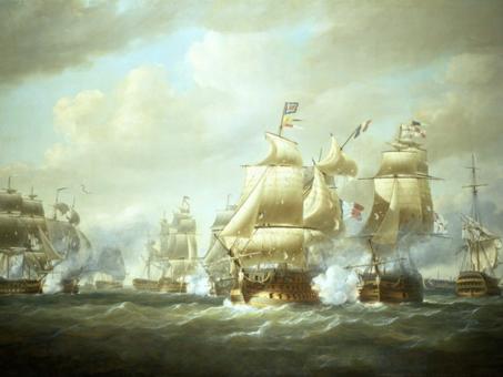 Battle of San Domingo