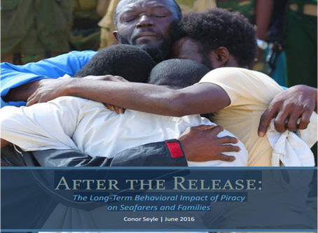 After the Release: The Long-Term Behavioral Impact of Piracy on Seafarers and Families