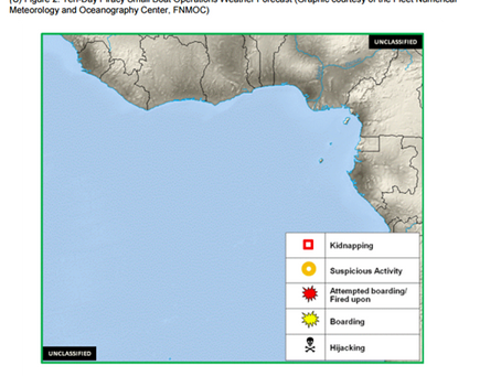 Office of Naval Intelligence Horn of Africa/ Gulf of Guinea/ SE Asia: Piracy Analysis and Warning We