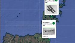 Royal Marines Battle of Britain Pilots