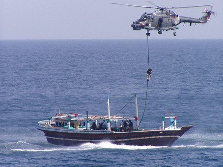 Anti-Piracy Operation Atalanta Mission Extended #marsec