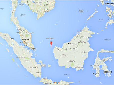 Tanker Hijacked and Intercepted in Indonesia