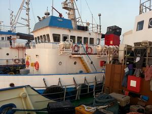 Floating Armoury Gulf of Oman