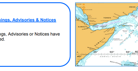 UKMTO Weekly Piracy Report #piracy #marsec @UKMTO