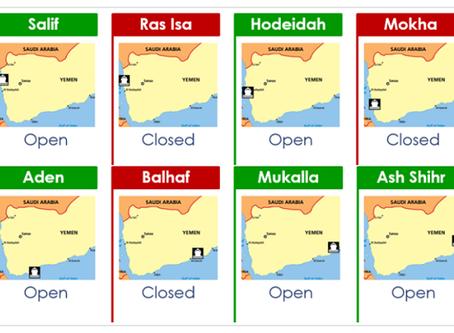 Gard Alert: Yemen – port situation - Hellenic Shipping News #marsec