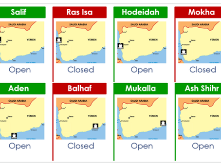 Gard Alert: Yemen – port situation - Hellenic Shipping News #marsec