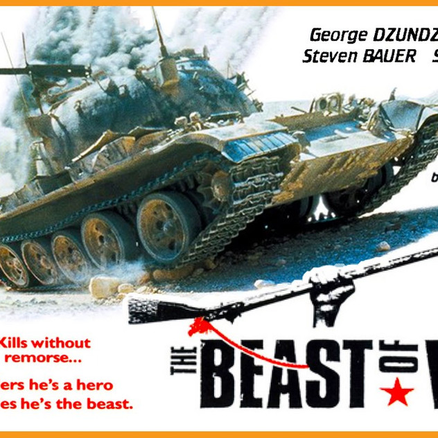 The Beast of War 1988-poster-Breakfast at Babs