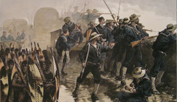 Advance to Eshowe - Battle of Ginghilovo