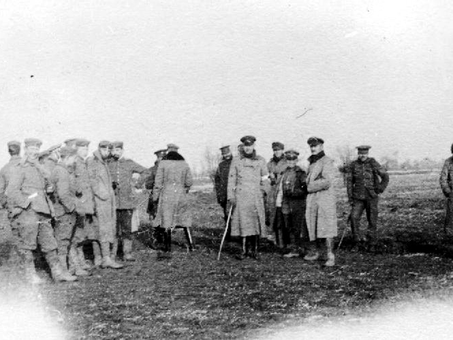 The Christmas Truce 1914