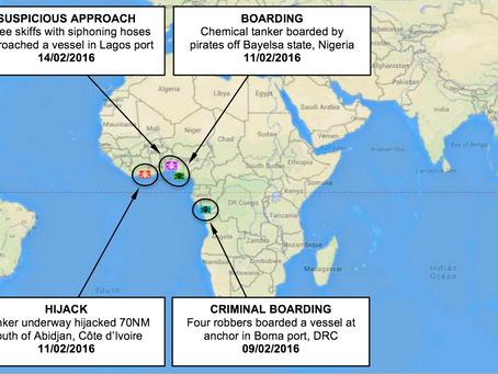 ASKET Maritime Security Update 36, 18th Feb 2016