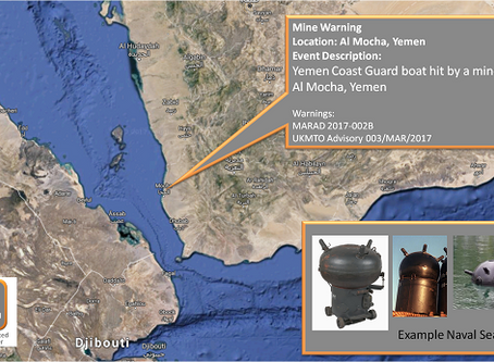 Mine Awareness in the Red Sea
