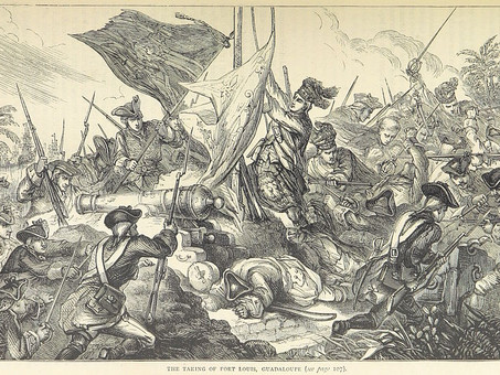 Invasion of Guadeloupe - 1759