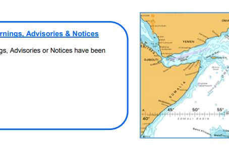 UKMTO Weekly Piracy Report #piracy #marsec @UKMTO