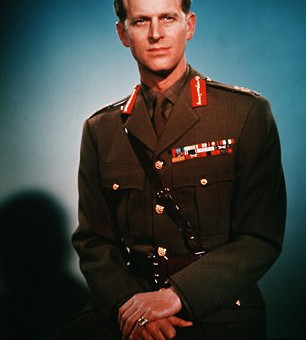 HRH Prince Philip - Captain General Royal Marines
