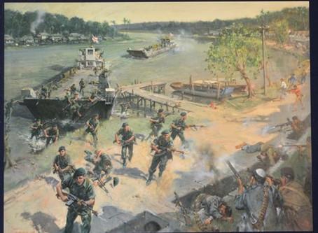 42 Commando Raid on Limbang - Hostage Rescue - 12th December 1962 #RoyalMarines