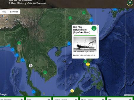 Hell Ship Toyofuku Maru/ Hofuku Maru #RoyalMarines